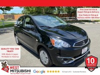 New, 2020 Mitsubishi Mirage, Black, 16598-1