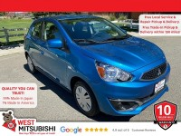 New, 2020 Mitsubishi Mirage, Blue, 16604-1