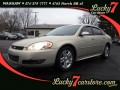 2011 Chevrolet Impala 4dr Sdn LT Fleet FWD, M1122, Photo 2