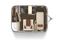 2019 Airstream  International Serenity 23FB, ATXXX722, Photo 16