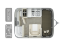 2019 Airstream  Sport 22FB, ATXXX478, Photo 8