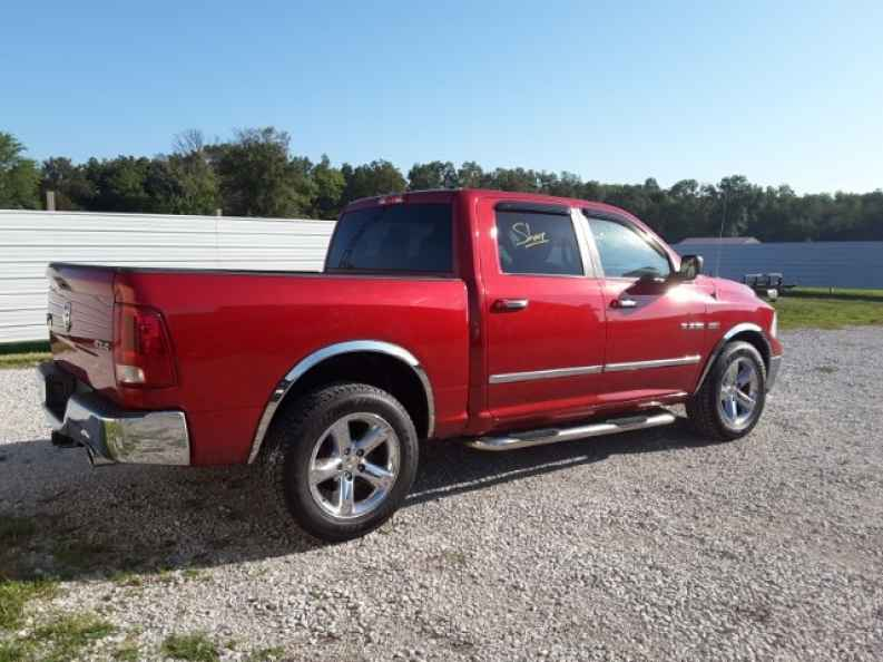 Used Trucks For Sale In Indiana >> 2008 Dodge Ram 1500 Slt
