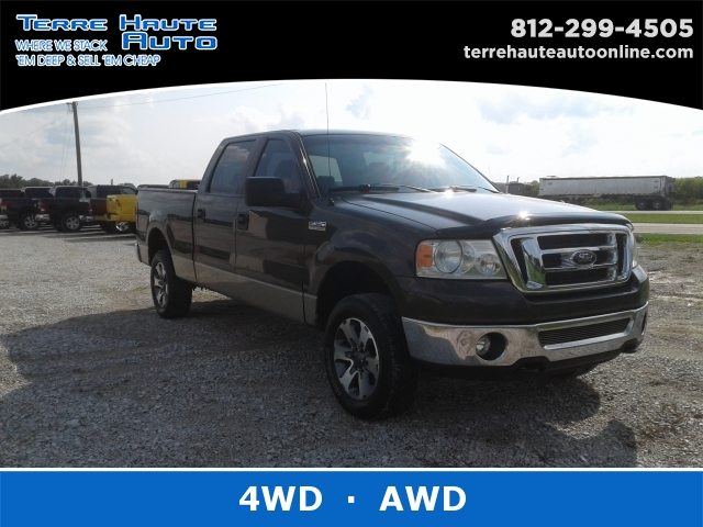 2001 Ford F-150 SuperCrew XLT, 100796, Photo 1