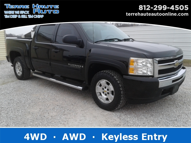Used Chevy Silverado For Sale >> Used Chevy Trucks In Terre Haute Terre Haute Auto
