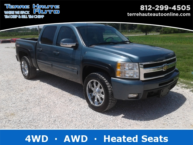 Used Chevy Silverado For Sale >> Used Chevy 4x4 Trucks In Terre Haute Terre Haute Auto