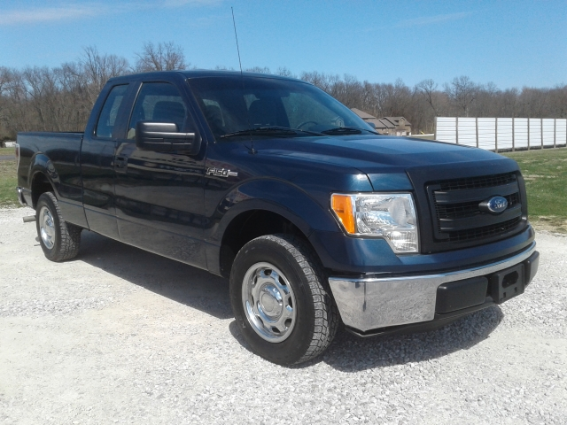 2002 Ford F-150 XLT, 100909, Photo 1