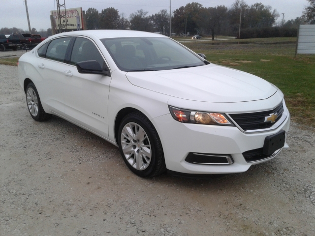 2014 Chevrolet Impala Limited LT, 100776, Photo 1
