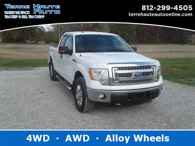 2011 Ford F-150 Lariat, 100872, Photo 1