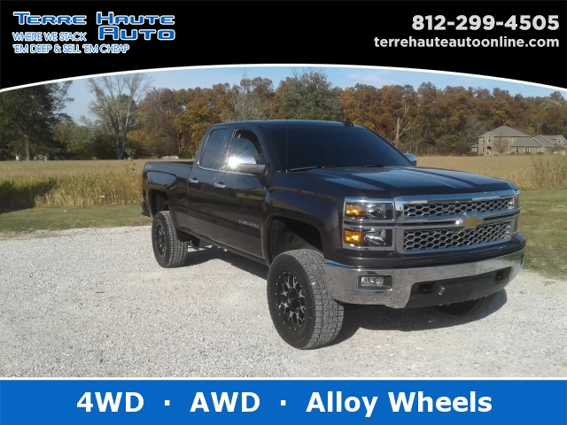 2013 Chevrolet Silverado 1500 LT, 101620, Photo 1