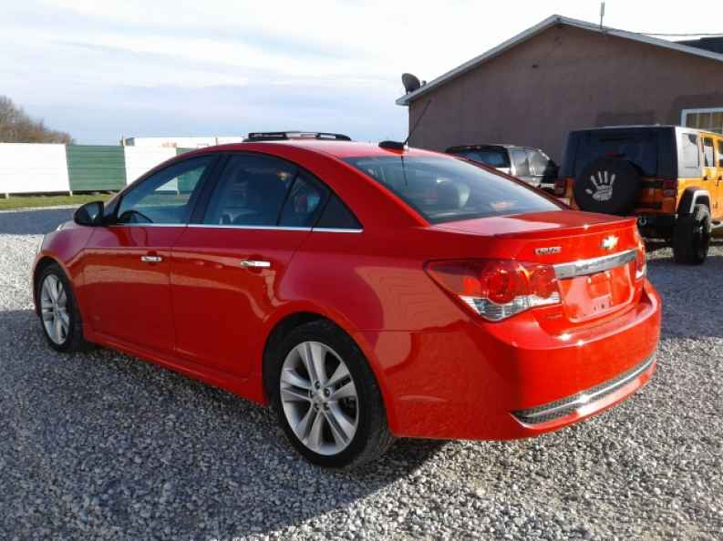 Chevy Cruze Near Me >> Used Cars For Sale Near Youngstown In Terre Haute Auto