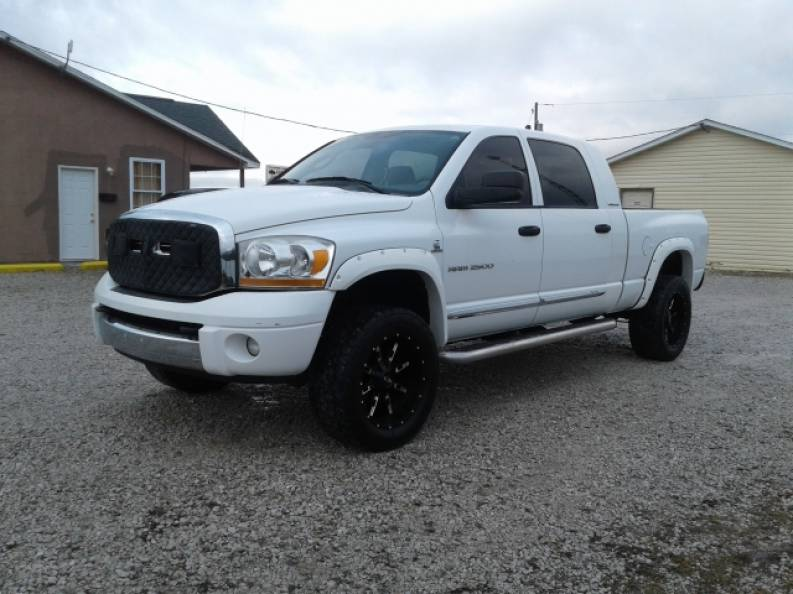 Used Dodge Ram 2500 4x4 For Sale In Terre Haute In Terre Haute Auto
