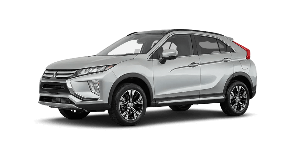 2020 Mitsubishi Eclipse Cross Alloy Silver Metallic