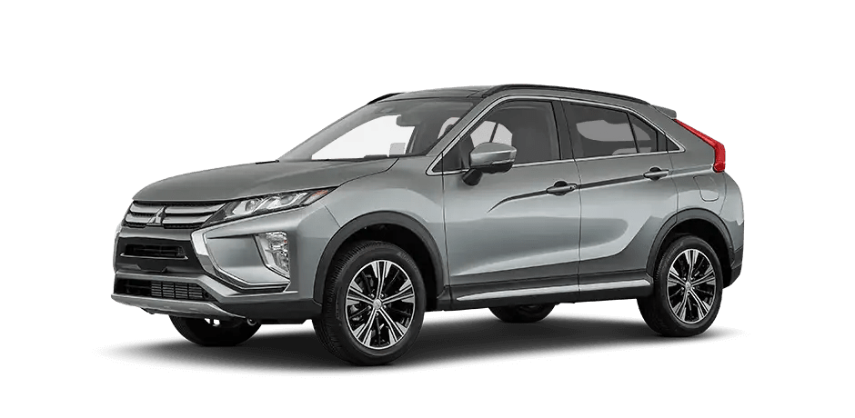 2020 Mitsubishi Eclipse Cross Mercury Gray Metallic