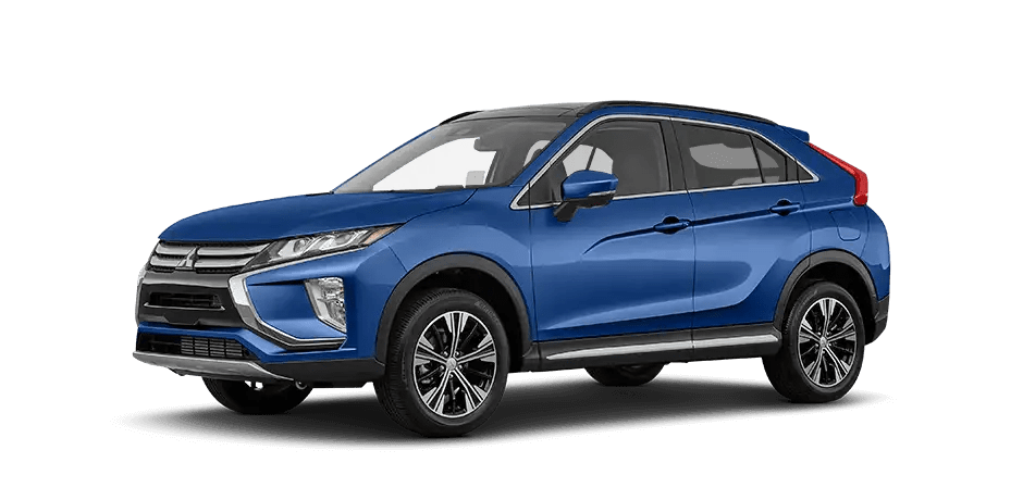 2020 Mitsubishi Eclipse Cross Octane Blue Metallic