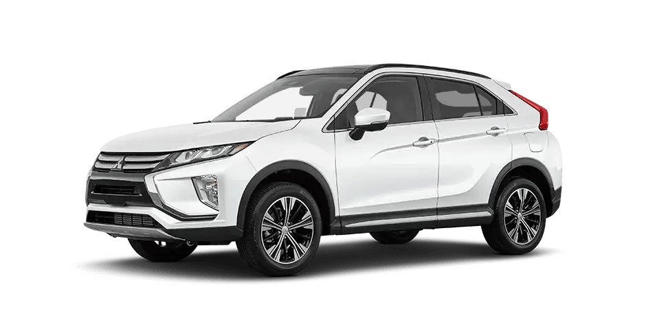 2020 Mitsubishi Eclipse Cross Pearl White