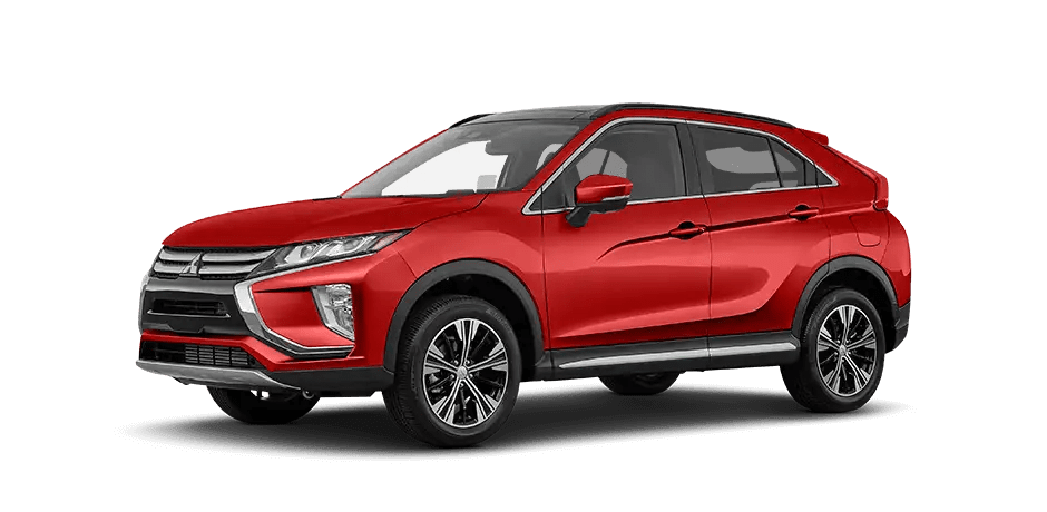 2020 Mitsubishi Eclipse Cross Red Diamond