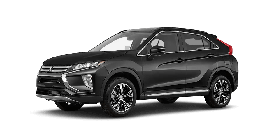 2020 Mitsubishi Eclipse Cross Tarmac Black Metallic