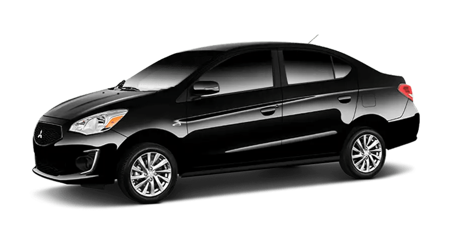 Mitsubishi Mirage - Mystic Black Metallic