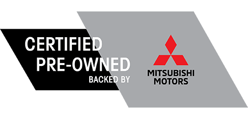 Certified Pre-owned Backed By Mitsubishi Motors