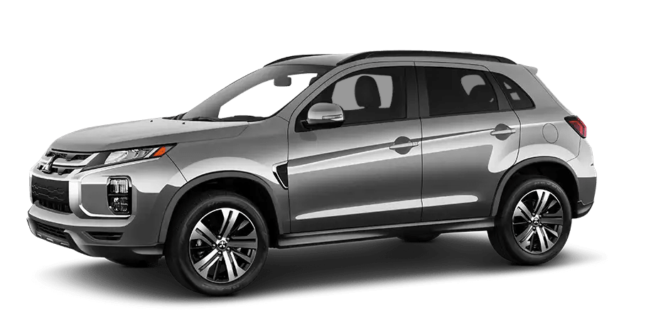 Outlander Sport - Mercury Gray Metallic