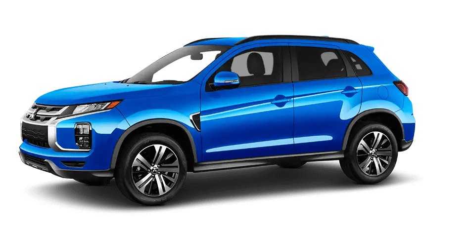 Outlander Sport - Octane Blue Metallic